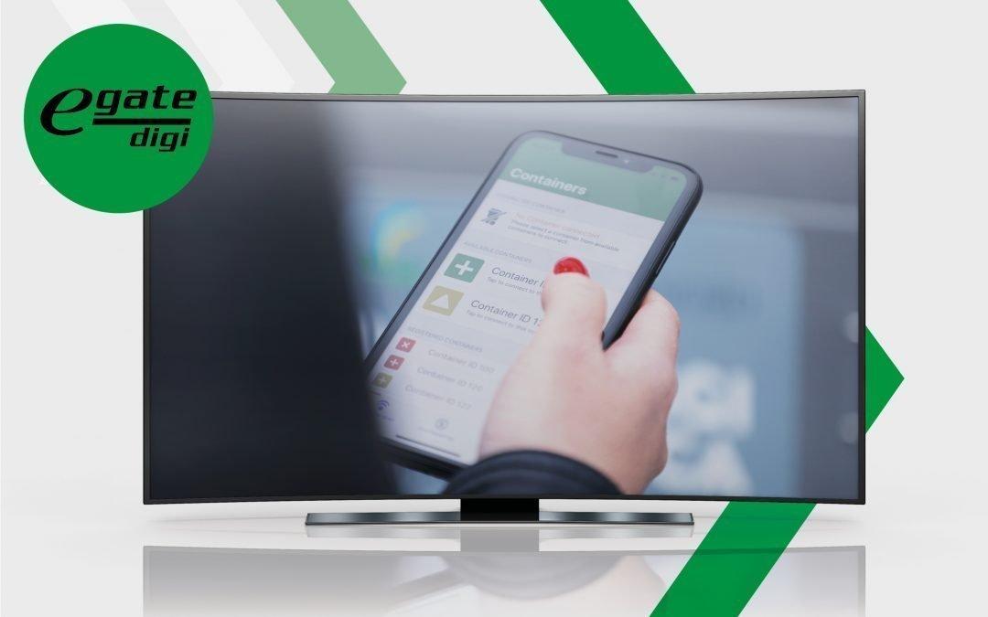 eGate Digi – il nuovo sistema digitale di emz che fa la differenza.
