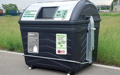 Bologna e l'innovazione nei sistemi di controllo del conferimento dei rifiuti.